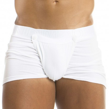Dyer Boxer - White