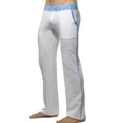 Pantalon Lounge Blanc Addicted