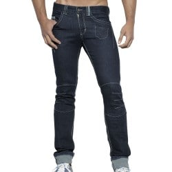 Pantalon Jeans Pocket Indigo ES Collection