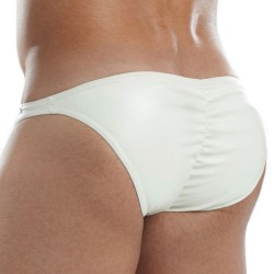 Leather Brief - White Modus Vivendi
