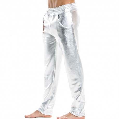 Amalgam Pants - Silver