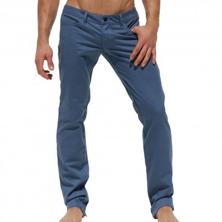 Pantalon Jeans Albie Ardoise
