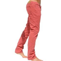 Pantalon Jeans Albie Terracota Rufskin