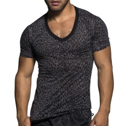 T-Shirt Vicious Cheetah Andrew Christian
