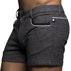 Short Hiker Onyx Anthracite Andrew Christian
