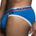 Almost Naked Sports Brief - Electric Blue