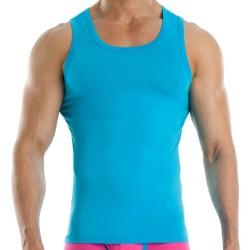 Neon Tank Top - Turquoise Modus Vivendi