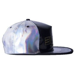Blow! Hologram Cap - Black Andrew Christian