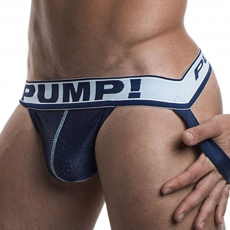 Blue Steel Jock - Navy