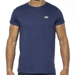 T-Shirt Basic Cotton Marine ES Collection