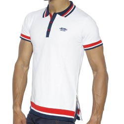 Polo Sailor Blanc ES Collection
