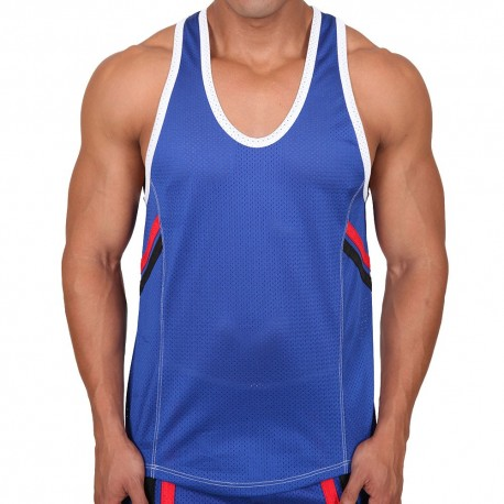 Fighter Tank Top - Royal