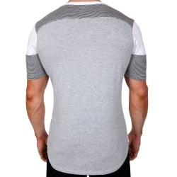 T-Shirt Elite Blanc - Gris Pistol Pete