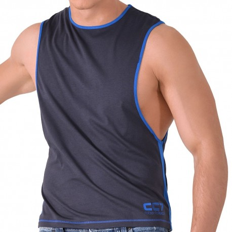 CC7 Tank Top - Dark Grey