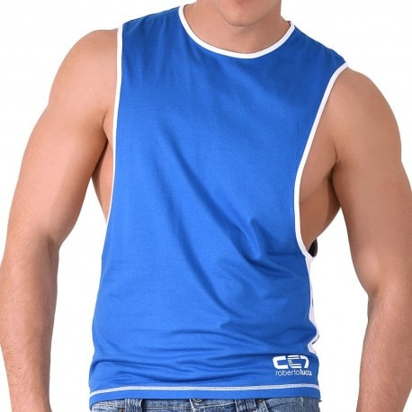 CC7 Tank Top - Royal