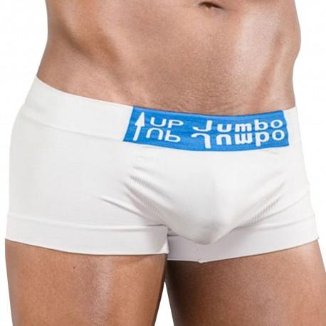 Shorty Stretch Jumbo-Up Blanc