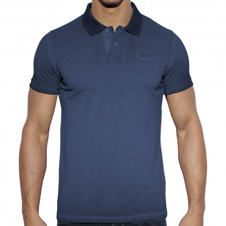 Polo Dyed Marine