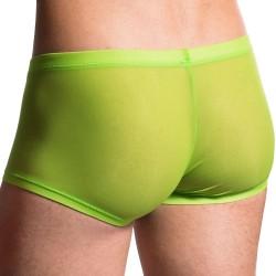 Boxer Rainbow Pants M601 Vert Manstore