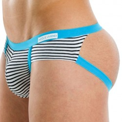 Jock Strap Narrow Marin - Turquoise Modus Vivendi
