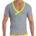 Narrow T-Shirt - Sailor - Yellow