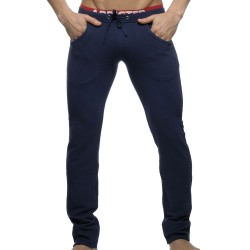 Pantalon Combined Waistband Marine Addicted