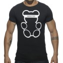 T-Shirt Bear Noir