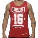Circuit Tank Top - Red