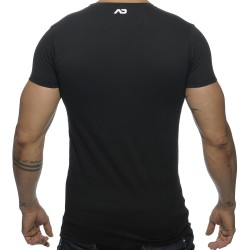 T-Shirt Bear Noir Addicted