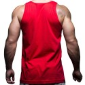 Massive Cock Tank Top - Red
