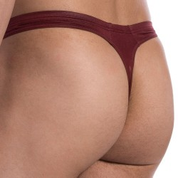 String Mini RED 1605 Bordeaux Olaf Benz