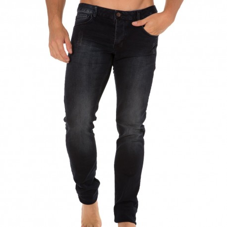Pantalon Jeans Stretch Joy Brut