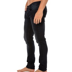 Joy Stretch Jean Pants - Raw Denim Solid