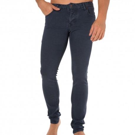 Pantalon Jeans Stretch Dexter Bleu Vintage