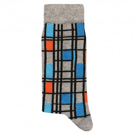 Drian Socks - Grey