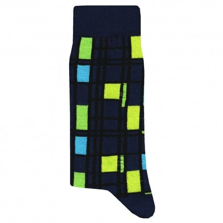 Drian Socks - Navy