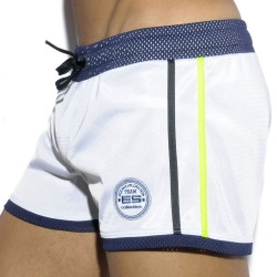 Short Mesh Combined Blanc ES Collection