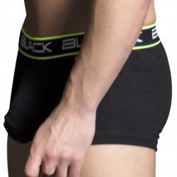 Boxer Black Collection Air Tagless Noir Andrew Christian