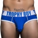 Trophy Boy Tagless Brief - Royal
