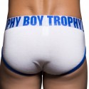 Slip Trophy Boy Tagless Blanc