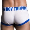 Trophy Boy Tagless Boxer - White