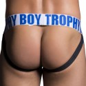 Trophy Boy Brief Jock - Black