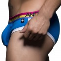 RetroPop Tagless Brief with Show-It - Electric Blue