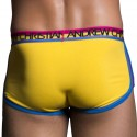 RetroPop Tagless Boxer with Show-It - Yellow