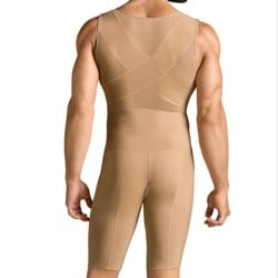 Compression Bodysuit - Nude LEO