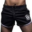 Varsity Jogger Short - Black