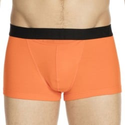 Lot de 2 Boxers H01 Marine - Orange HOM