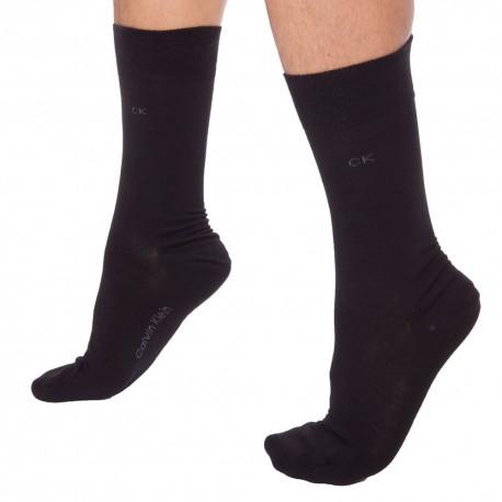 3-Pack Eric Socks - Black