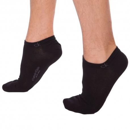 2-Pack Colin Socks - Black