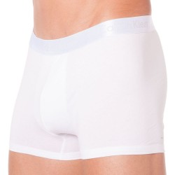 Boxer Liquid Stretch Cotton Blanc Calvin Klein