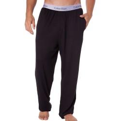 Pantalon Liquid Terry Noir Calvin Klein
